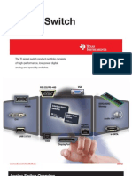 TI - Analog Switch Guide
