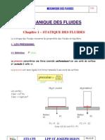 Cours Mecanique Des Fluides (Plus Aprofondi)