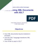 XSLT Training