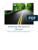 Enduring the Road to Success