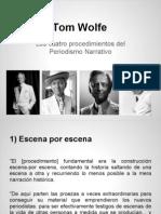 Tom Wolfe - Los 4 Procedimientos