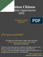 L Cuentos Chinos. Cap 1. a. Oppenheimer. Arg. 2005