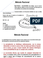 METODO RACIONAL