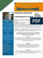 Palm Beach en Français -  v5n3