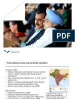 India-Pakistan Trade Relations