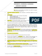 CEE HW Guidelines - Word