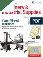 Machinery & Industrial Supplies MAR12