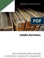 Definición de diseño editorial
