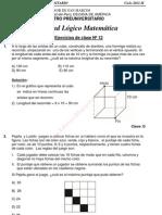 Solucionario – CEPREUNMSM – 2011-II – Boletín 12 – Áreas Academicas A, D y E