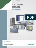 Brochure Simatic-controller En