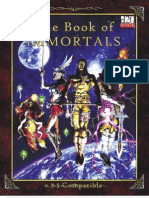 Classic Play - The Book of Immortals