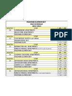 2012-2013 Bus Routes - Freeman Elementary