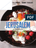 Jerusalem by Yotam Ottolenghi and Sami Tamimi - Recipes and Excerpt