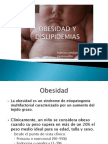 Obesidad y Dislipidemias
