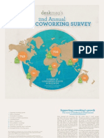 Coworking Survey Booklet