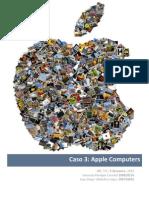 Caso 3 - Apple Computers