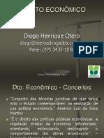 Direito Econômico 2012