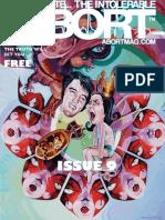 ABORT Magazine - Issue 9