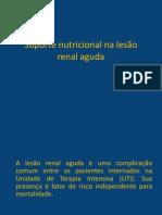 Seminario Nutro Lesao Renal
