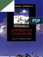 The C C to Australian Literature