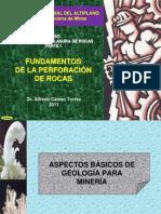 Perforacion de Rocas1-2011