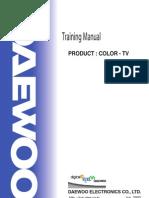Daewoo Training Manual 2