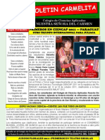 Boletin Carmelita Octubre 2011 0
