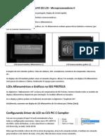 Displays de Lcd