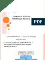 Expo Comportamiento Farmacocinetico
