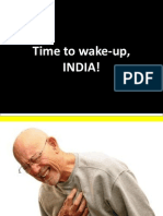Time to Wake-up, India