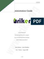 Manual Briker IPPBX Administration En
