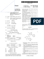 5-Phenylbenzylamine Compounds, Process for Their Production