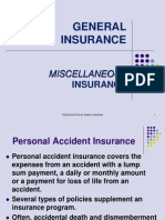 Ipe Miscellaneous Insurance