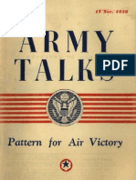 Army Talks ~ 11/17/43
