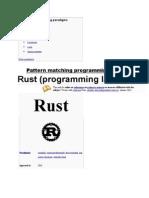 MELJUN CORTES RUST Programming Language