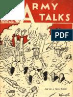 Army Talks ~ 09/27/44