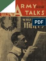 Army Talks ~ 12/30/44