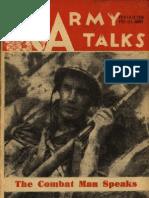 Army Talks ~ 01/06/45