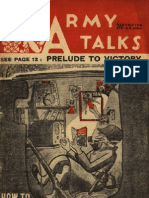 Army Talks ~ 02/10/45
