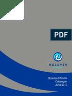 Aluminium Standard Profile