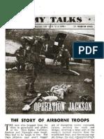 Army Talks ~ 03/31/45