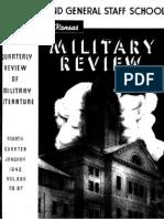 Military Review ~ Jan 1943