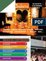 Cuadernillo Otoño 2012