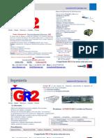 Presentación GR2. Diptico.