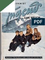 Schmidt, Adolf - Jugend Im Reich (1942, 74 Doppels., Scan)