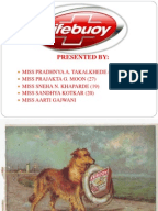 """4p s of lifebuoy Price: sold to lower and middle income group people 4 p's of  marketing mix product : launched as carbolic """"red soap""""."""