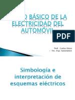 Simbología e interpretación de esquemas eléctricos