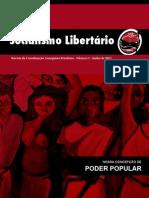 Soli 01 - Revista da Coordenação Anarquista Brasileira (CAB )