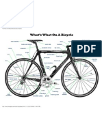 The Parts of a Bicycle Nomenclature Names