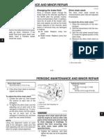 Drive Chain Slack FZ6
